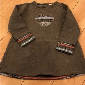 Baby Tunic Knit Sweater